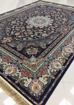 خرید فرش ۱۲۰۰ شانه طرح نامیان - فرش کاشان