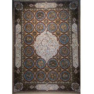 فرش 1200 شانه طرح اشرافی