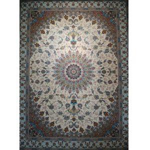 فرش 1200 شانه طرح اصفهان