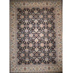 فرش 1200 شانه طرح افشان سنتی