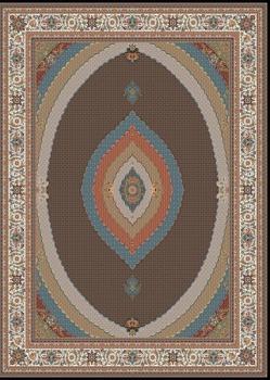 فرش ۱۲۰۰ شانه طرح ریزماهی