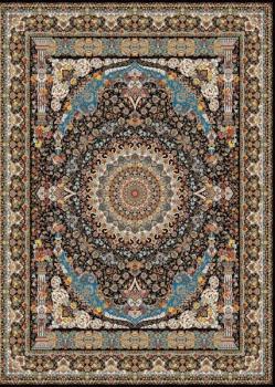 فرش ۱۲۰۰ شانه طرح شاهانه
