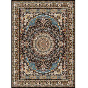 فرش 1200 شانه طرح شاهانه