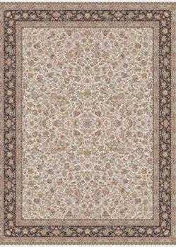 خرید فرش 1000 شانه طرح گل مرغ - فرش ماشینی کاشان