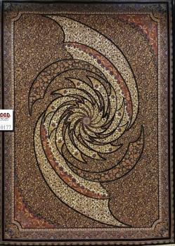فرش ۱۰۰۰ شانه کاشان ۱۰۱۷۷