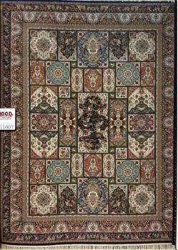 فرش ۱۰۰۰ شانه - کارخانه فرش قالی کاشان