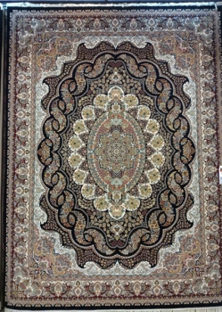 فرش 700 شانه رنگ سرمه ای