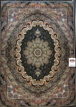 فرش ۱۰۰۰ شانه سرمه ای رنگ 10151
