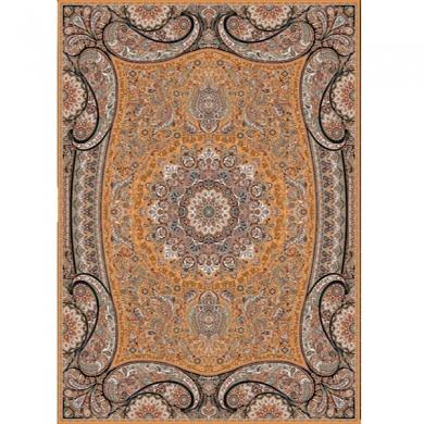 فرش ۱۰۰۰ شانه زمینه طلایی 6030