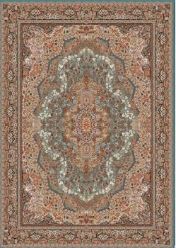 فرش زمینه آبی رنگ 6015