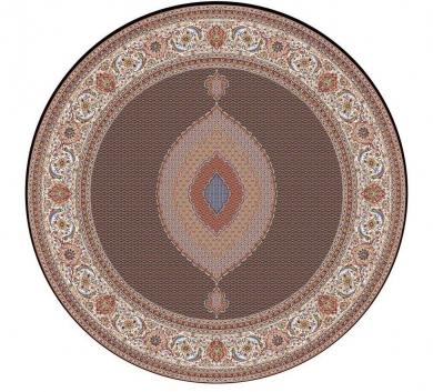 حرید آنلاین فرش گرد کاشان از قالی کاشان