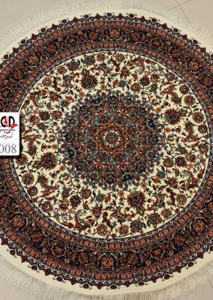 خریدخرید فرش گرد کاشان - 1000 شانه