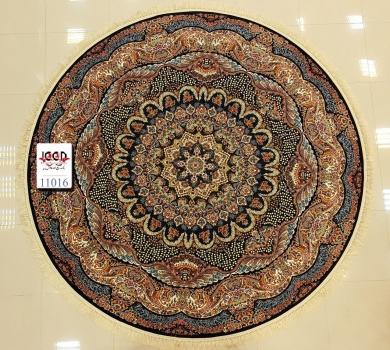 خرید فرش گرد کاشان از قالی کاشان