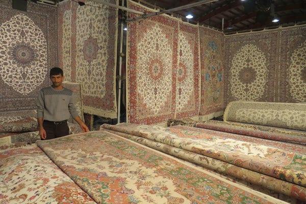 شرکت قالی کاشان - فروش فرش از شرکت قالی کاشان
