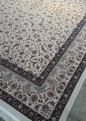 خرید فرش ماشینی فرش 1500 شانه طرح افشان
