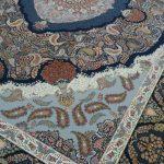 خرید فرش 1500 شانه طرح کرمان - فرش ماشینی کاشان