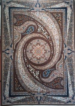 فرش طرح کهکشان ارزان قیمت - خرید فرش ماشینی کاشان