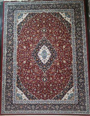 نقشه فرش کاشان - فرش طرح کاشان - قالی کاشان