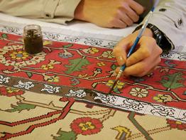 طبقه بندی طرح های فرش ایرانی