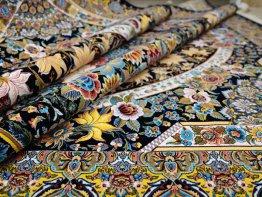 تاریخچه فرش ماشینی در ایران