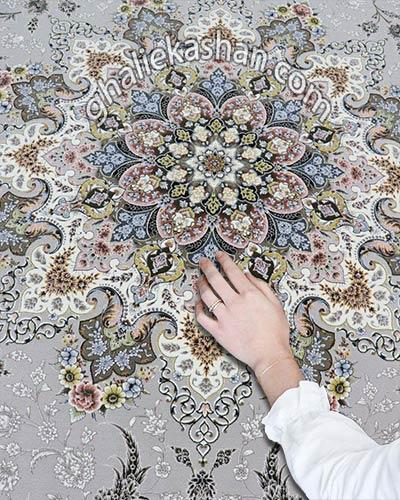 طرح های فرش ایرانی از کجا امده اند