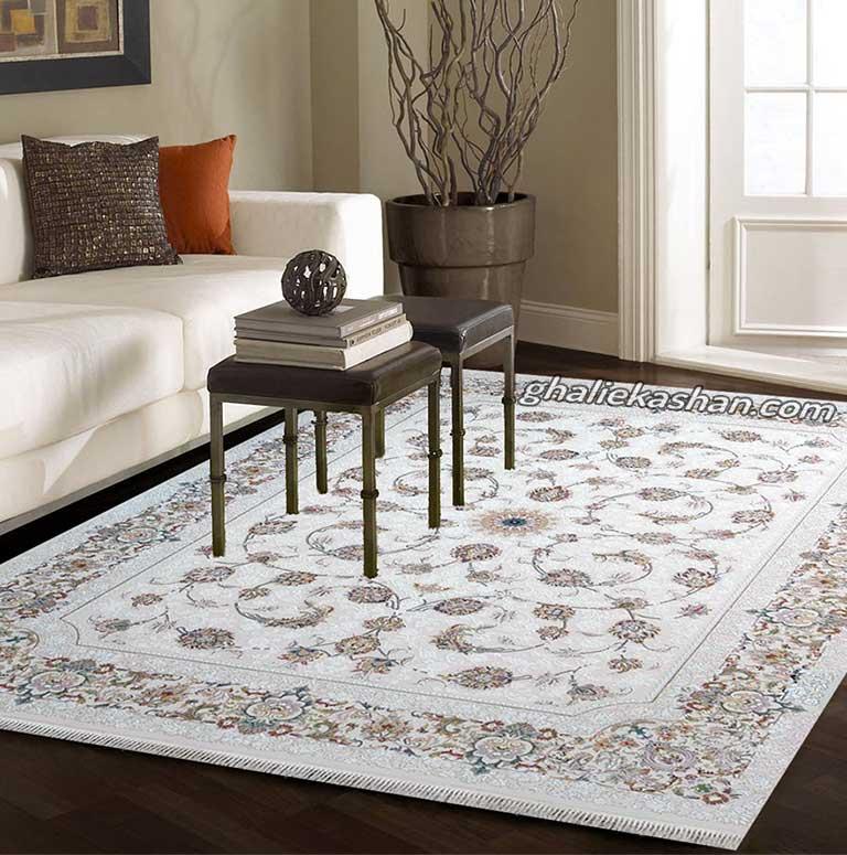 فرش کاشان - خرید فرش ماشینی کاشان